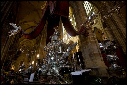 Prague Cathedrale St Guy 054