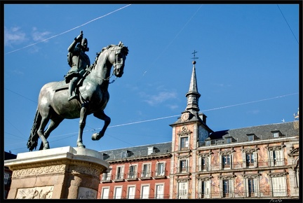 01 MADRID Plaza Mayor 04