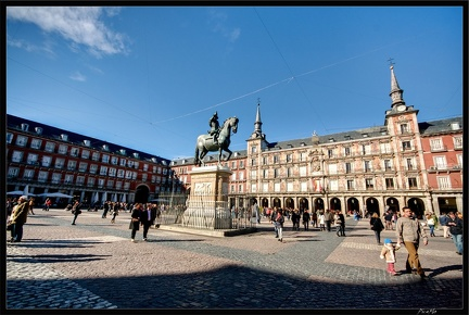 01 MADRID Plaza Mayor 05