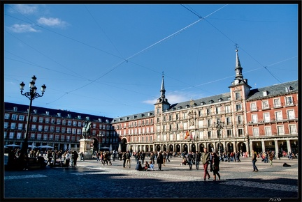 01 MADRID Plaza Mayor 07