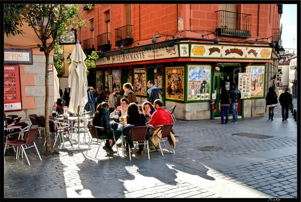 01 MADRID Plaza Mayor 21