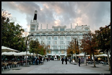 07 MADRID Plaza Santa Ana 04